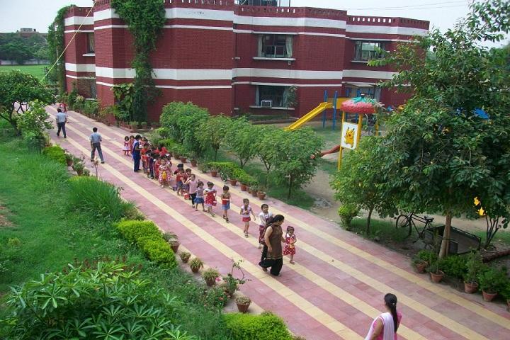 The Banyan Tree School-School View