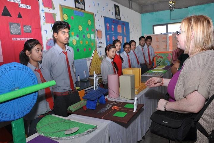 The Banyan Tree School-Science Exhibition
