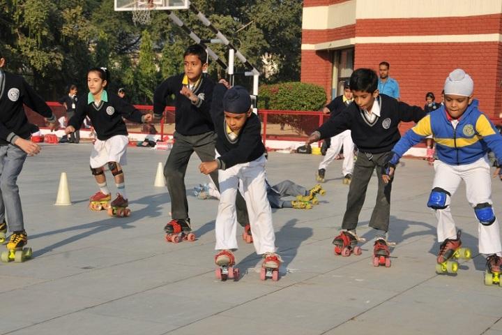 The Banyan Tree School-Skating