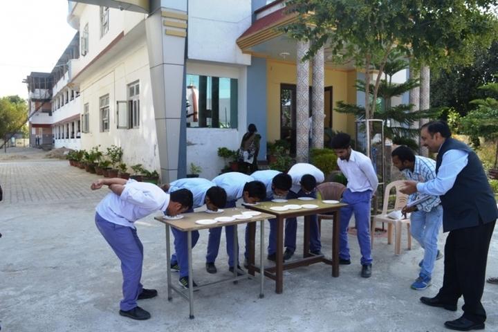 Shanti Memorial Public School-Activities