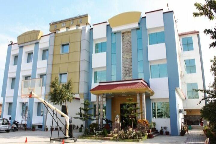 Shanti Memorial Public School-Campus