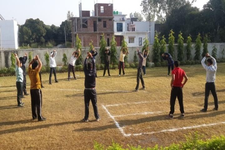 Shanti Memorial Public School-Exercise