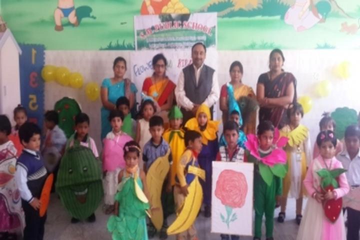 Shanti Memorial Public School-Fancy Dress