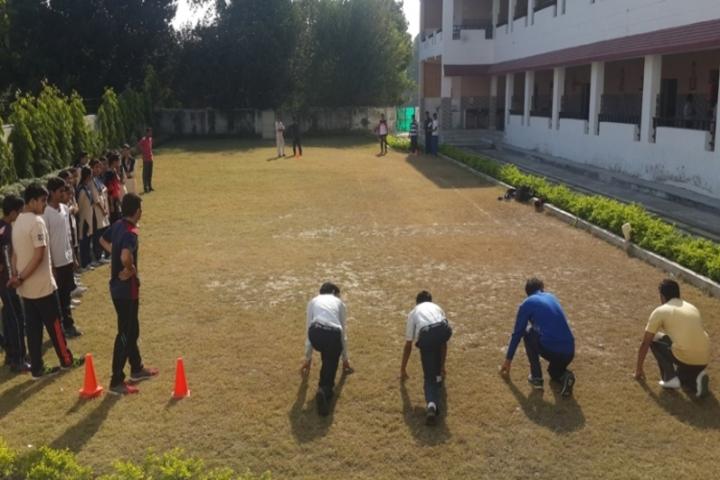 Shanti Memorial Public School-Running Race