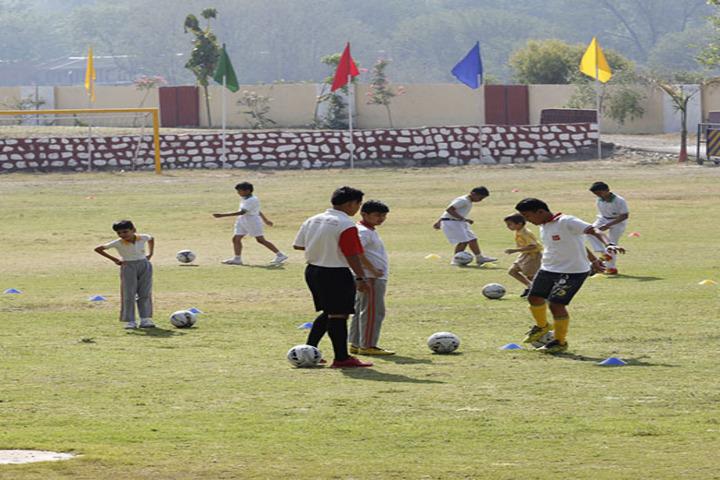 Shemford Doon-Sports