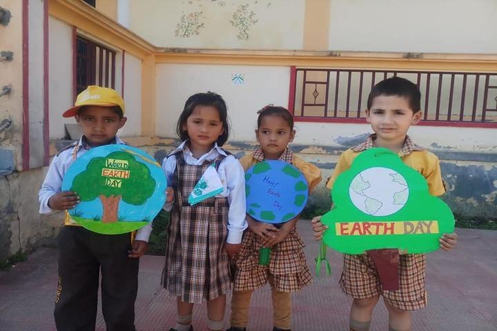 Shemford Futuristic School-Earth Day
