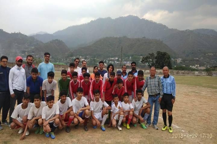 Shemford Futuristic School-Sports Team