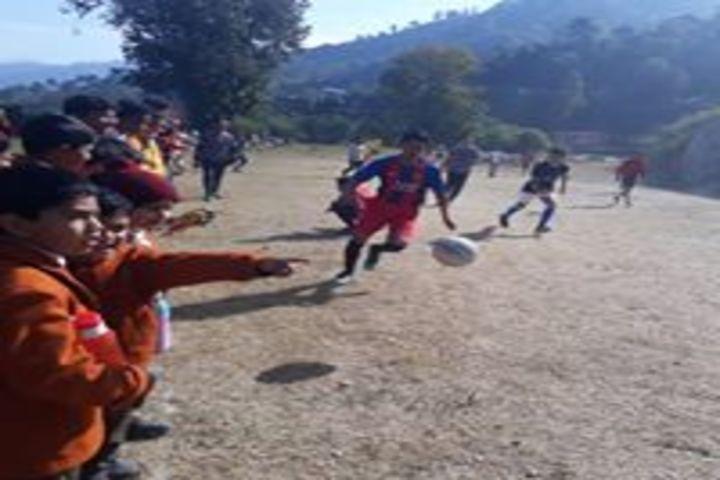 Shemford Futuristic School-Sports