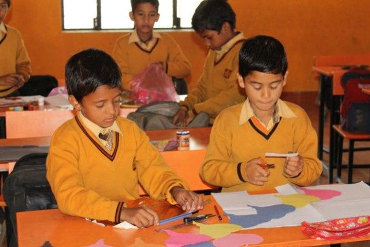 Shemford School-Art and Craft