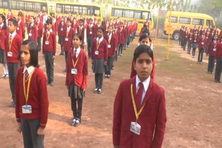 Sheron Public School-Assembly