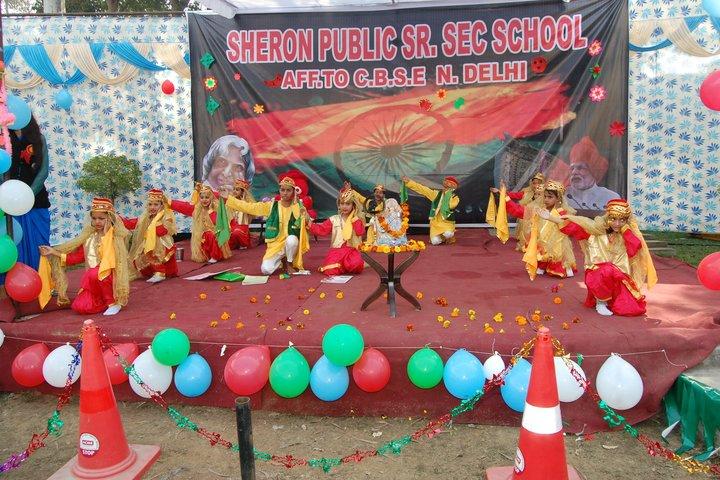 Sheron Public School-Dances