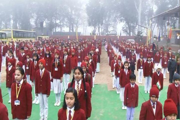Sheron Public School-Prayer
