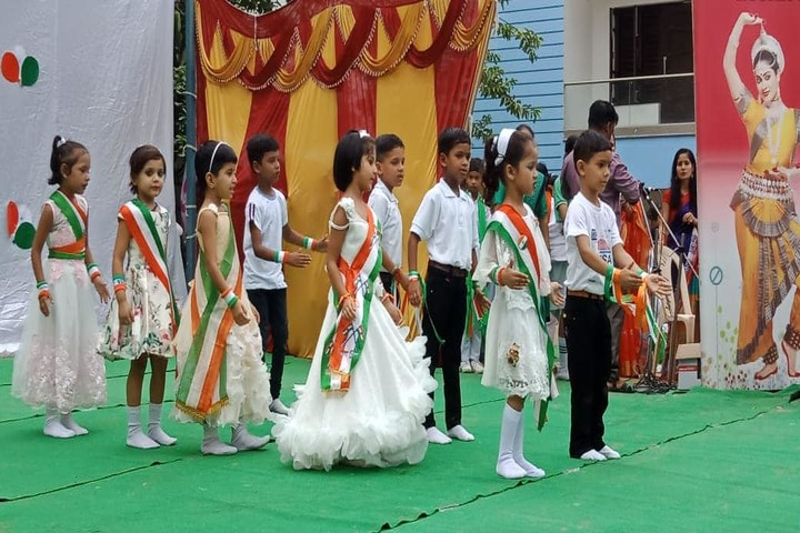 Shivalik Public School-Independence Day