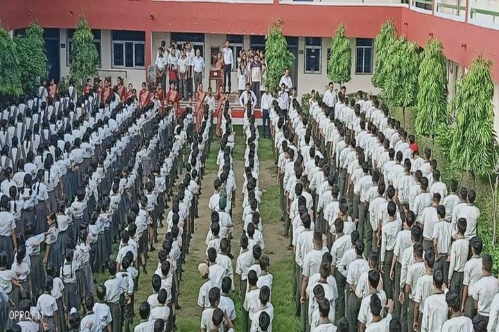Shivalik Holy Mount Academy-Assembly