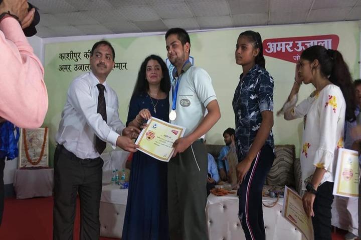 Shivalik Holy Mount Academy-Certification