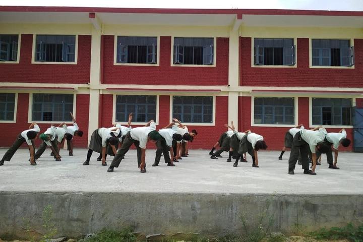 Shivalik Holy Mount Academy-Exercise