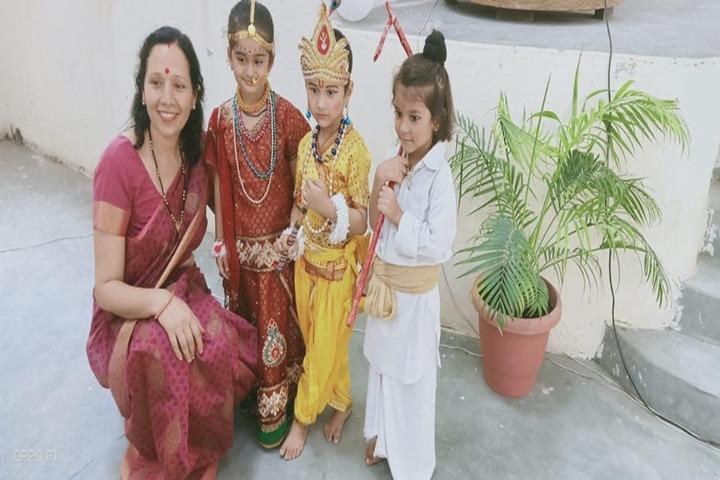Shivalik Holy Mount Academy-Festival Celebrations