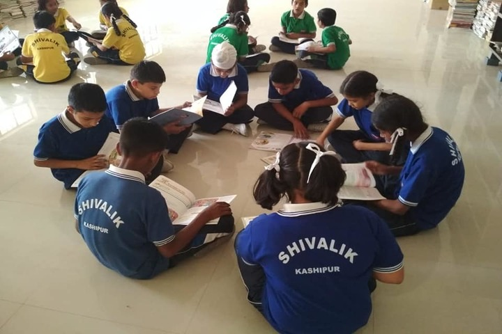 Shivalik Holy Mount Academy-Study Hours