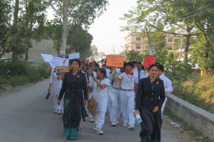 Shivdale School-Run for Unity