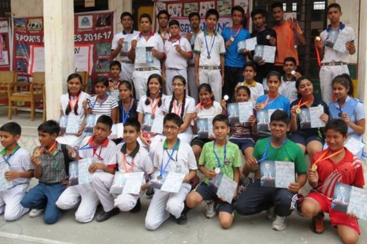 Shivdale School-Sports Team