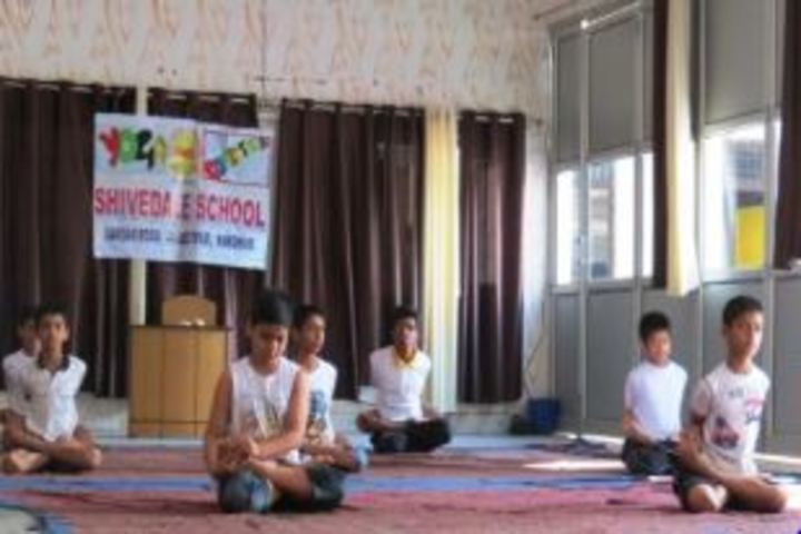Shivdale School-Yoga