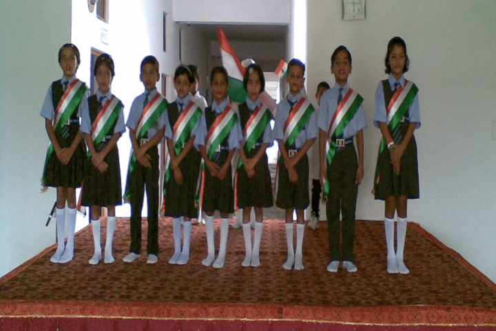 Shree Yogeshwar Public School-Others