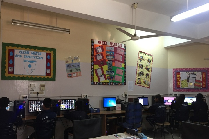 Tribune Model School-Computer Lab
