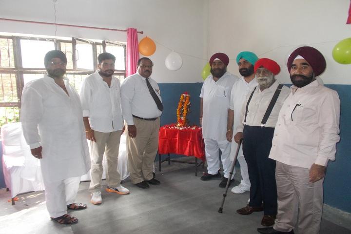 Shri Guru Nanak Senior Secondary School-Event