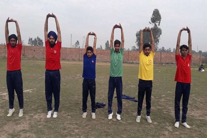 Shri Guru Nanak Senior Secondary School-Fitness