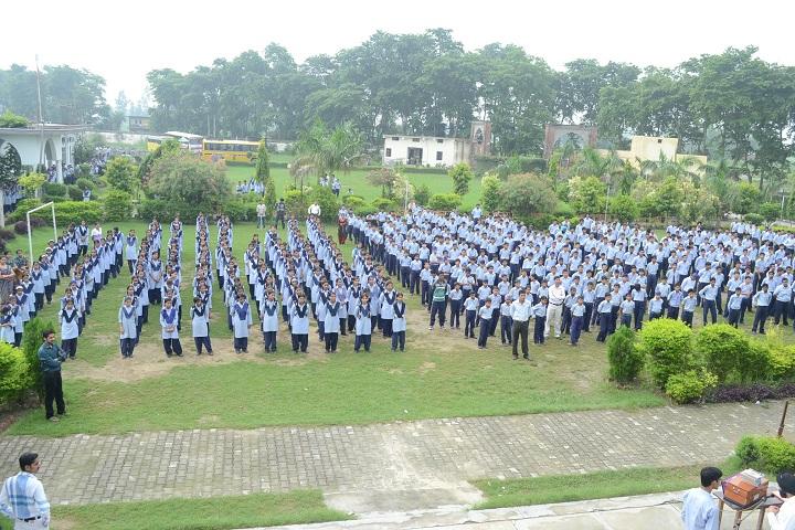Shri Guru Nanak Senior Secondary School-Assembly
