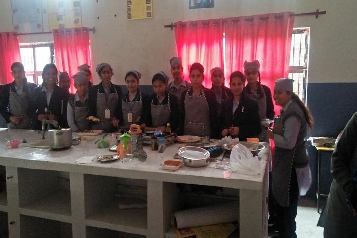 Shri Guru Nanak Senior Secondary School-Food Festival