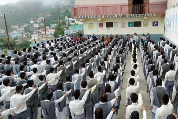 Shri Guru Ram Rai Public School -Students