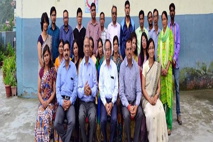 Shri Guru Ram Rai Public School Pauri Garhwal-Faculty