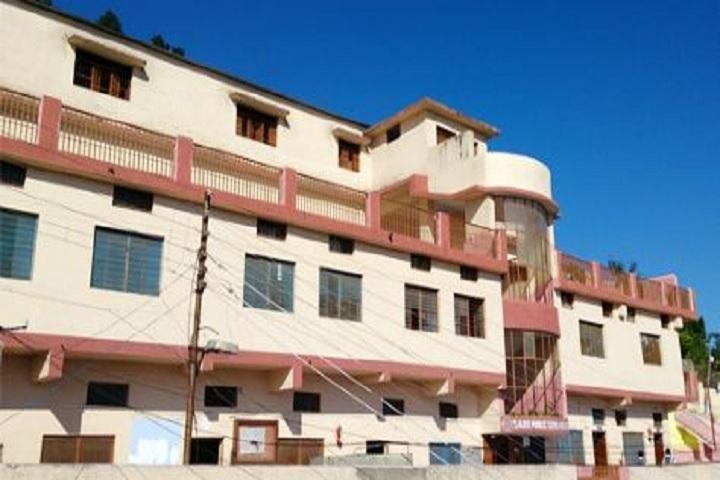 Shri Guru Ram Rai Public School-School View