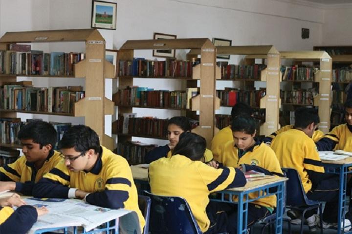 Vivek High School-Library