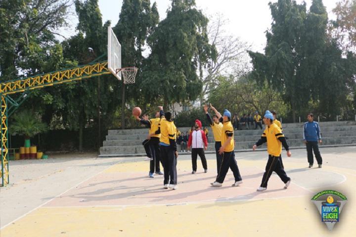 Vivek High School-Play Ground