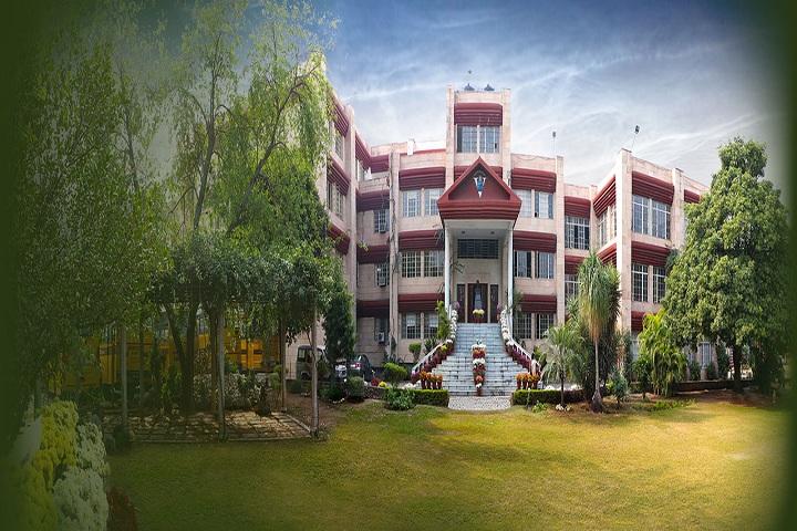 Vivek High School-School Building