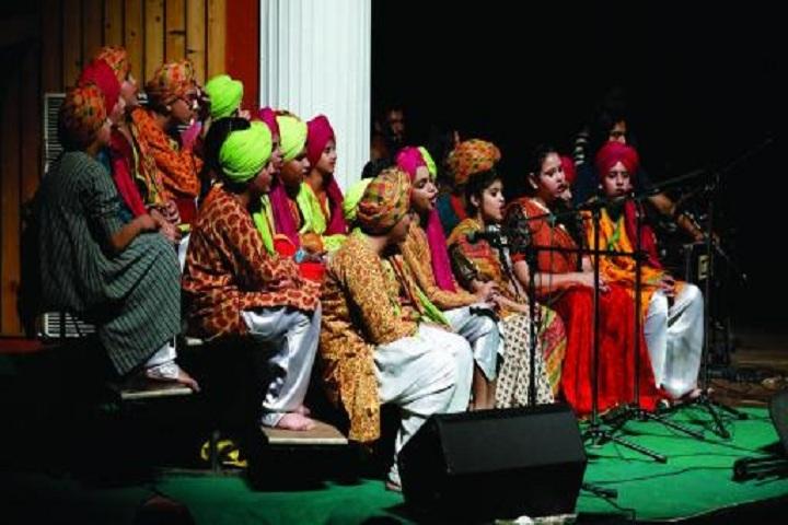 Vivek High School-Cultural  Program 1