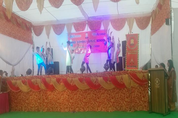 Shri Sidhbali Public School-Annual Function