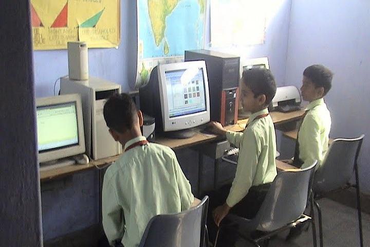 Shri Sidhbali Public School-Computer Lab