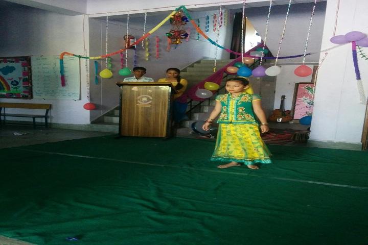 Shri Sidhbali Public School-Event