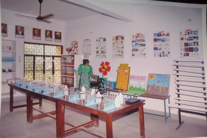 Shri Sidhbali Public School-Lab
