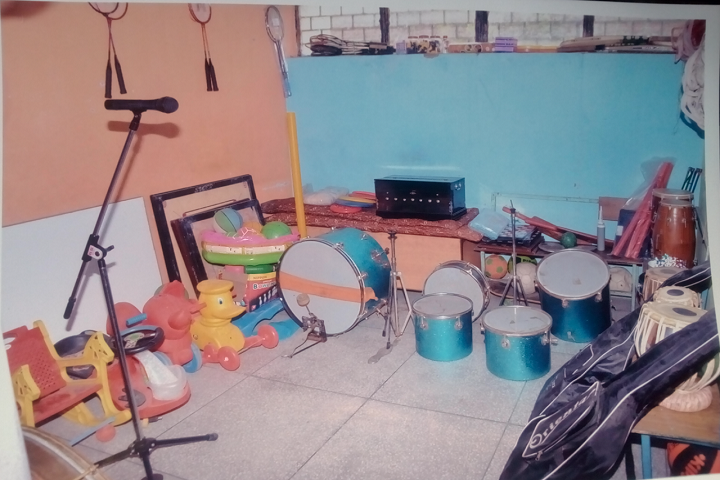 Shri Sidhbali Public School-Music Room