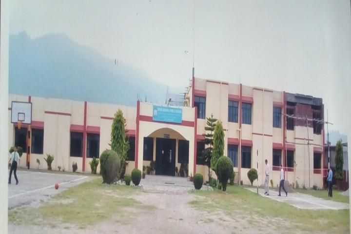 Shri Sidhbali Public School-School View