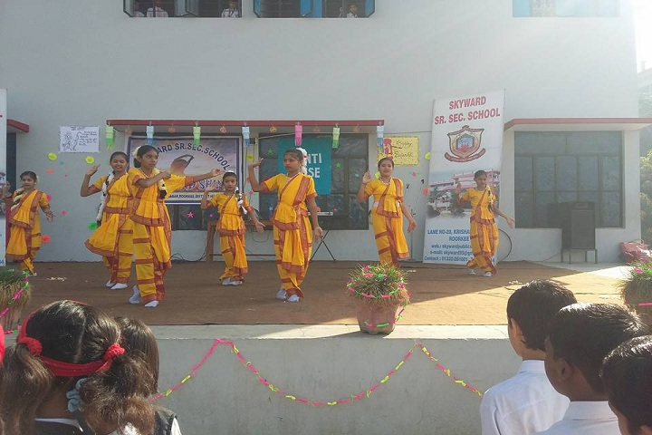 Skyward Public School-Cultural Dance