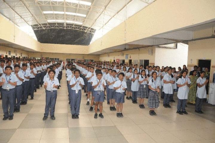Happy Valley International School-Assembly Hall
