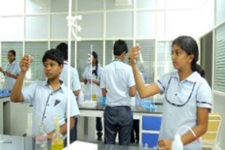 Happy Valley International School-Chemistry Lab