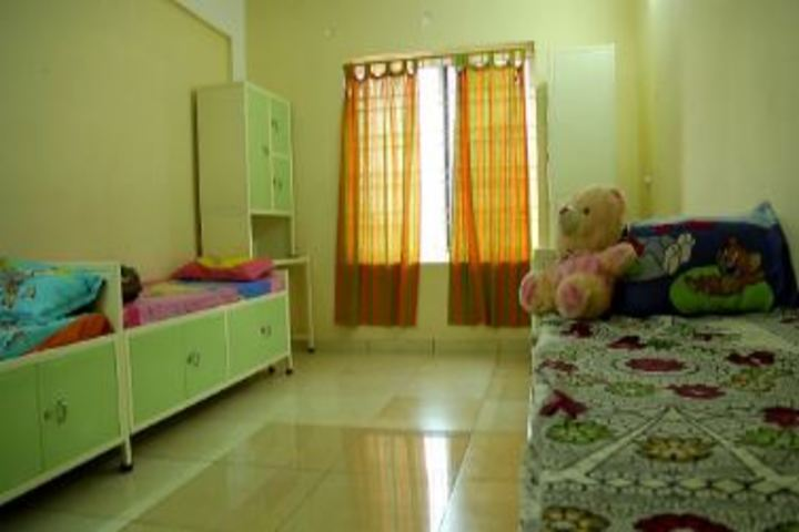 Happy Valley International School-Hostel Rooms