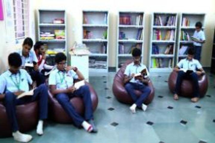 Happy Valley International School-Library
