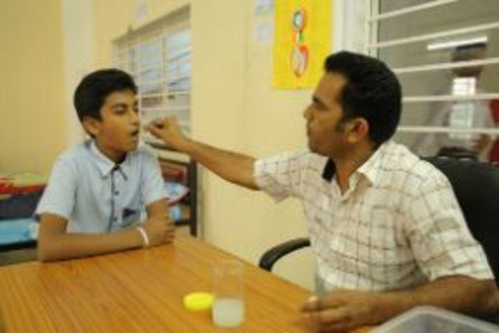 Happy Valley International School-Medical Checkup